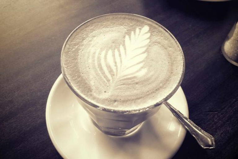 Almond latte | © TheMM/Flickr