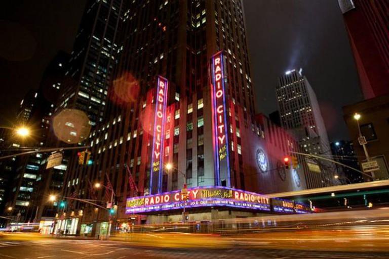 Radio City | © Ed Shipul/Flickr