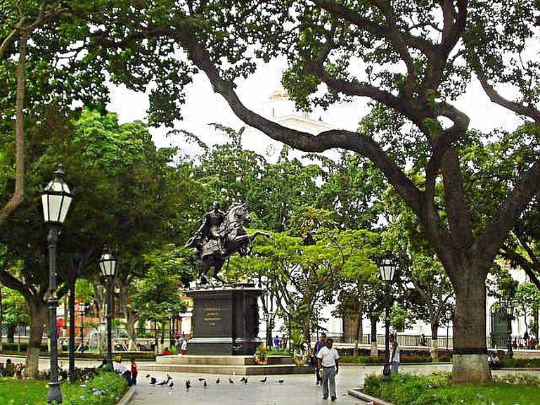Plaza Bolívar