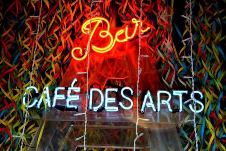 Café des Arts | © chenga nchenga/Flickr