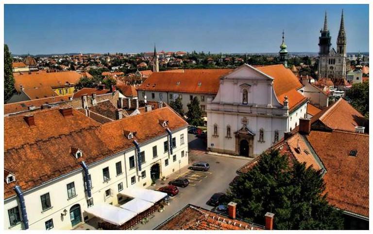 Zagreb | © Mario Fajt/Flickr