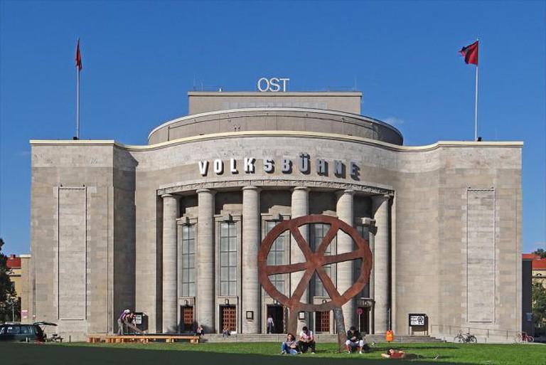 Volksbühne - Berlin theatre | © Jean-Pierre Dalbéra/Flickr