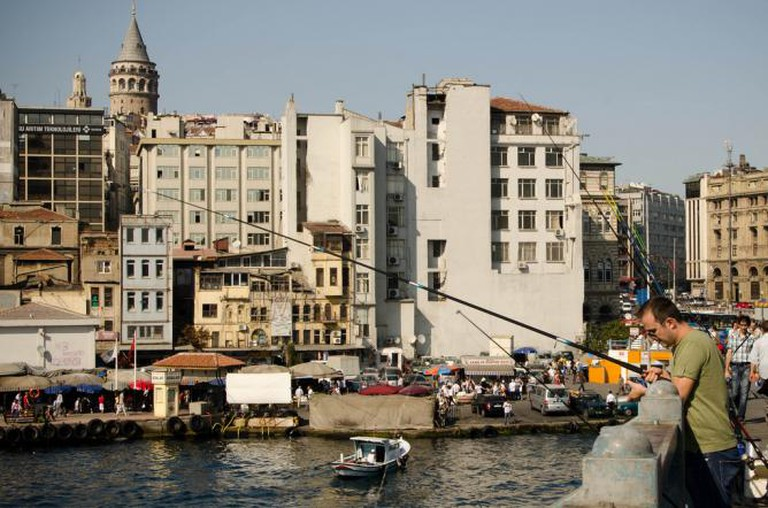 Galata, Istanbul | © Scott Dexter/Flickr