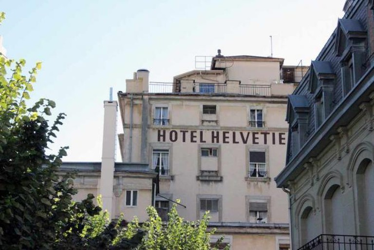 Hotel Helvetie © mightymightymatze/Flickr