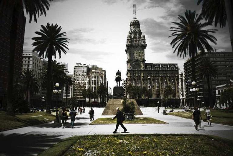 Plaza Independencia   Ⓒ Fabrício Marcon/Flickr