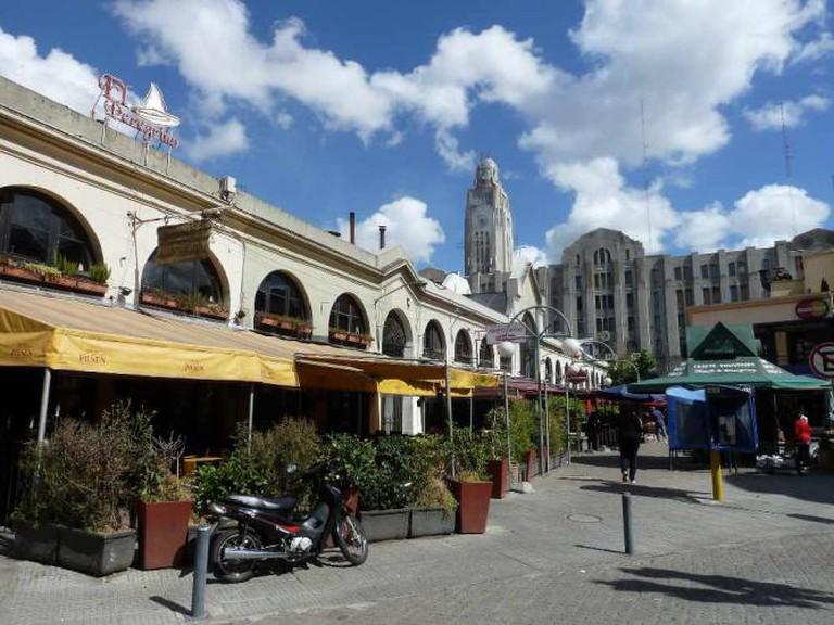 Mercado del Puerto   Ⓒ mertxe iturrioz/Flickr