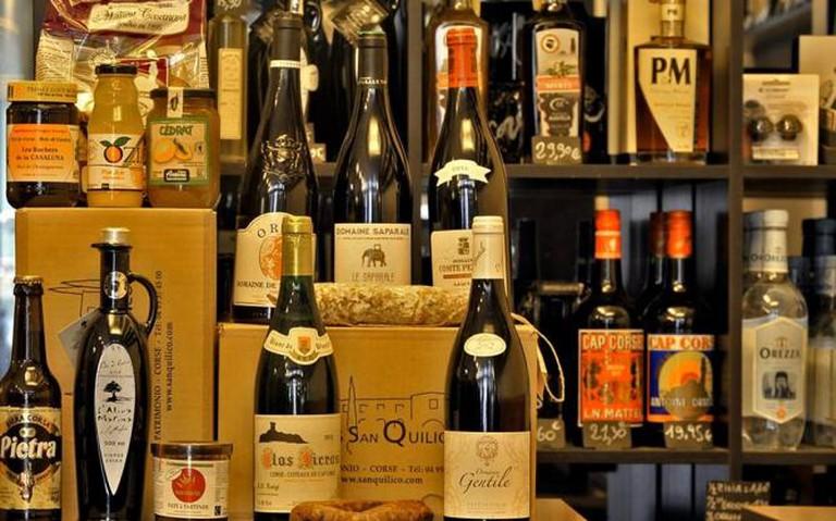 A l'Heure du Vin   © Courtesy of A l'Heure du Vin