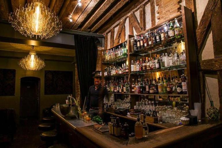 Experimental Cocktail Club © Experimental Cocktail Club