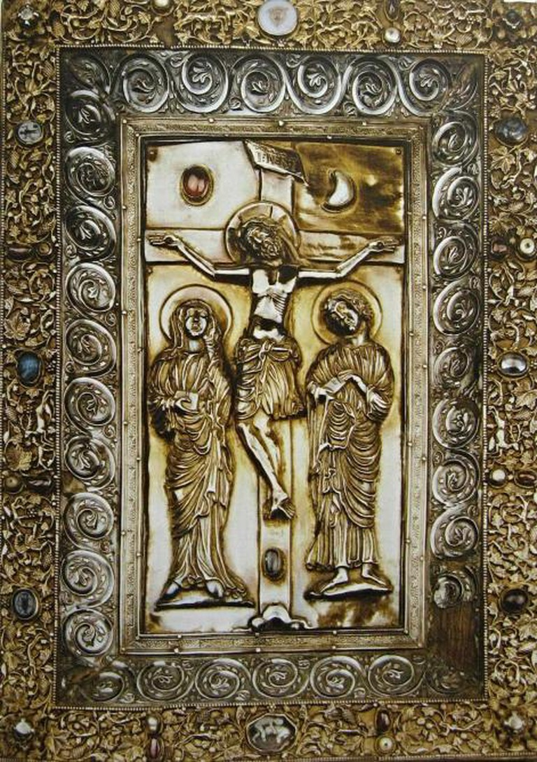 The Gospel Book of Hugo of Oignies | © Goodness Shamrock/WikiCommons