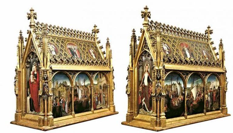 Saint Ursula Shrine | © Amadalvarez/WikiCommons