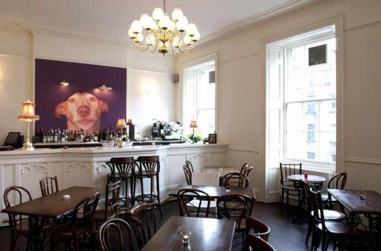Restaurant interior | © The Dogs