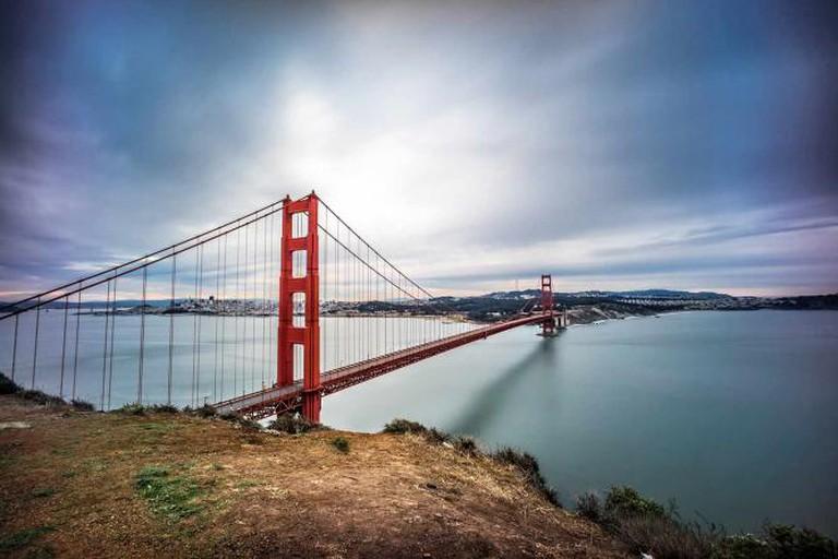 Golden Gate Bridge   © Giuseppe Milo/Flickr