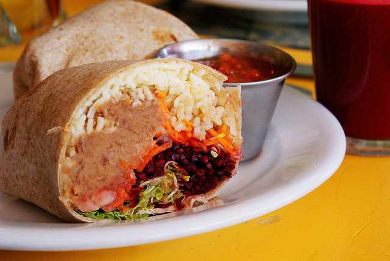 burrito madness | © Robby Van Arsdale/Flickr