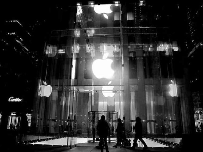 The Big Apple | © frankieleon/Flickr