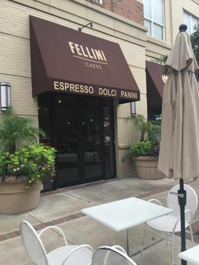 Fellini Caffé   © Morgan Cronin