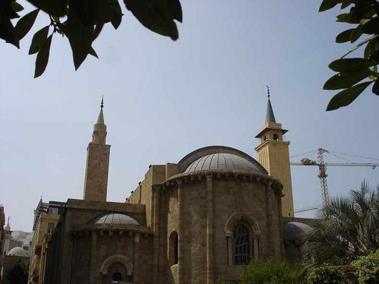 Grand Omari Mosque