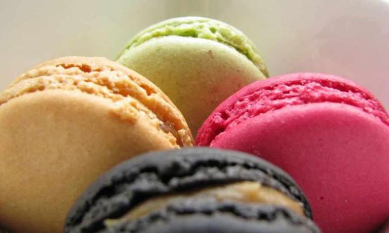 Macarons   © Charlotte Marillet/Flickr