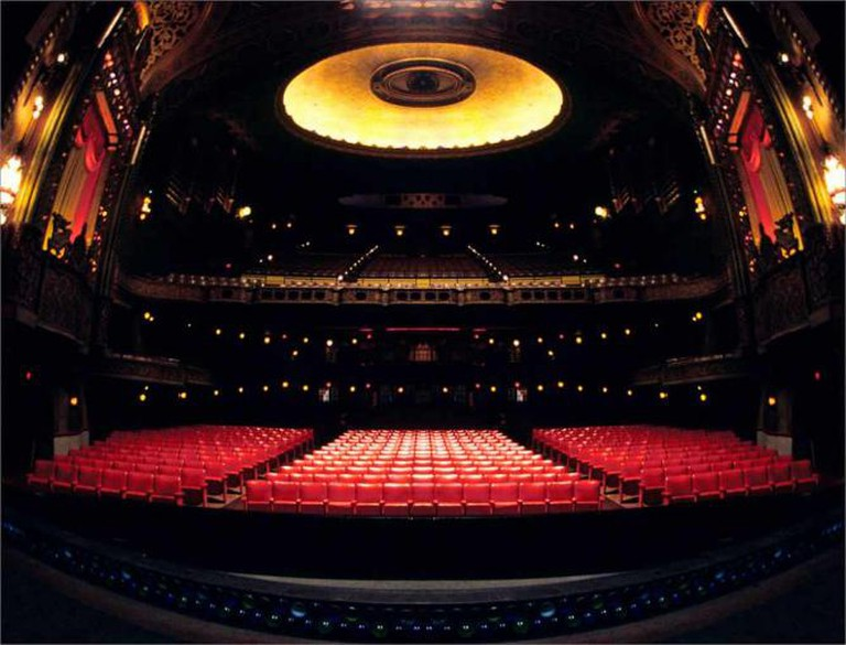 Theater   © Bahman Farzad/Flickr