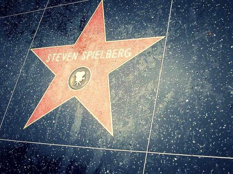 Steven Spielberg Hollywood Walk of Fame | © Oriez/WikiCommons