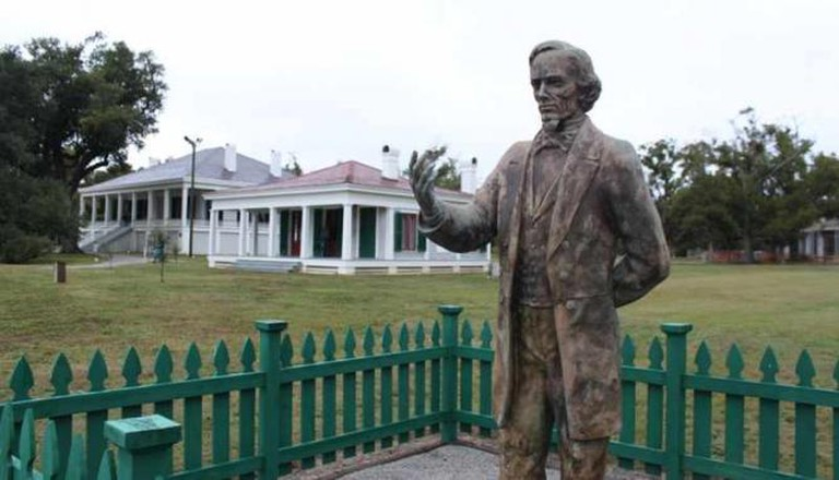 Jefferson Davis Statue | © MHowry/Flickr