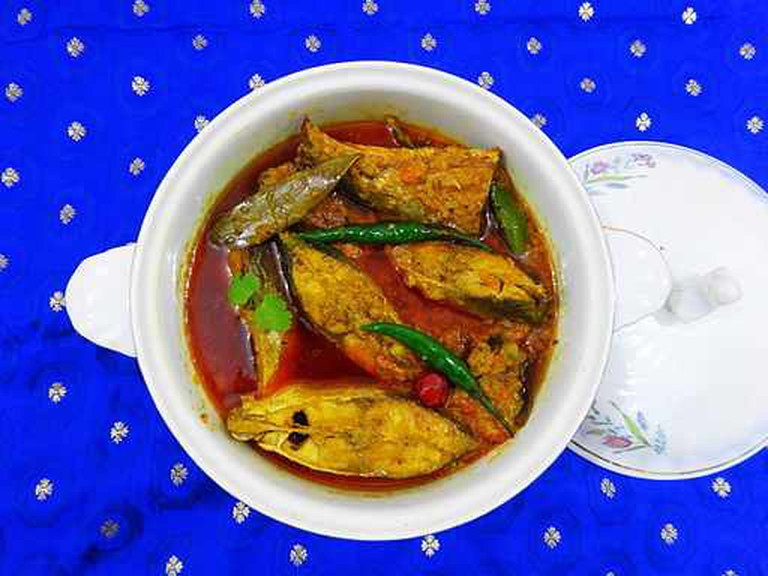 Bengali Fish Curry   © Miansari66/WikiCommons