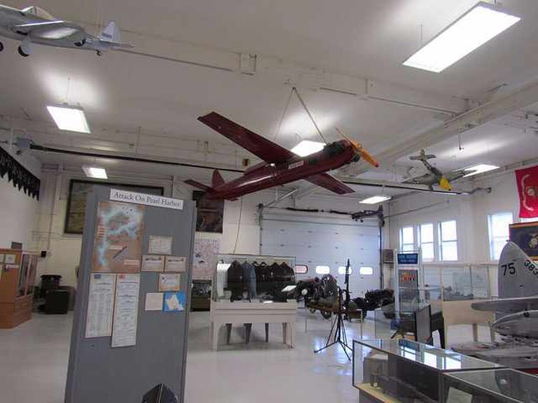 Inside the Idaho Military Museum