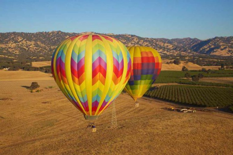 Hot Air Balloon Ride  | © C.C. Chapman/Flickr