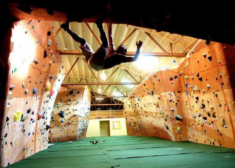 Bridges Rock Gym | © Wendy Lin/Flickr
