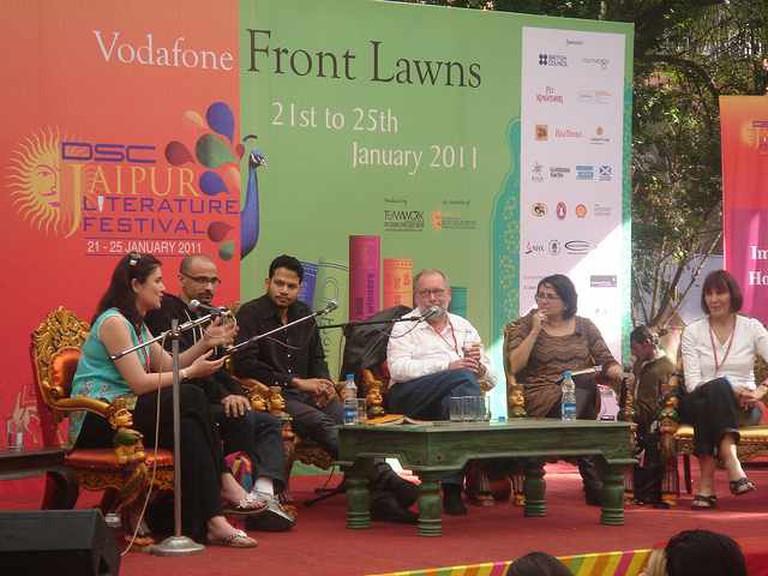 Jaipur Literature Festival 2011 | © U.S. Embassy New Delhi/Flickr