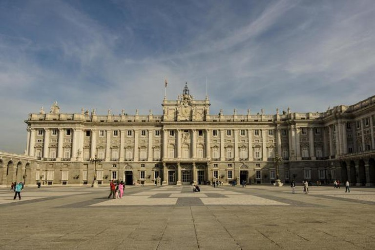 Royal Palace of Madrid   © Son of Groucho/Flickr