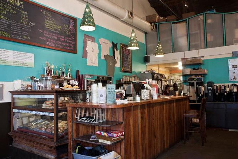 the best coffee shops in savannah georgia