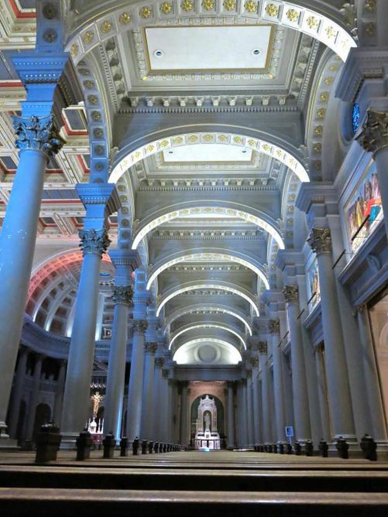 Inside of St. Ignatius| © torbakhopper/Flickr