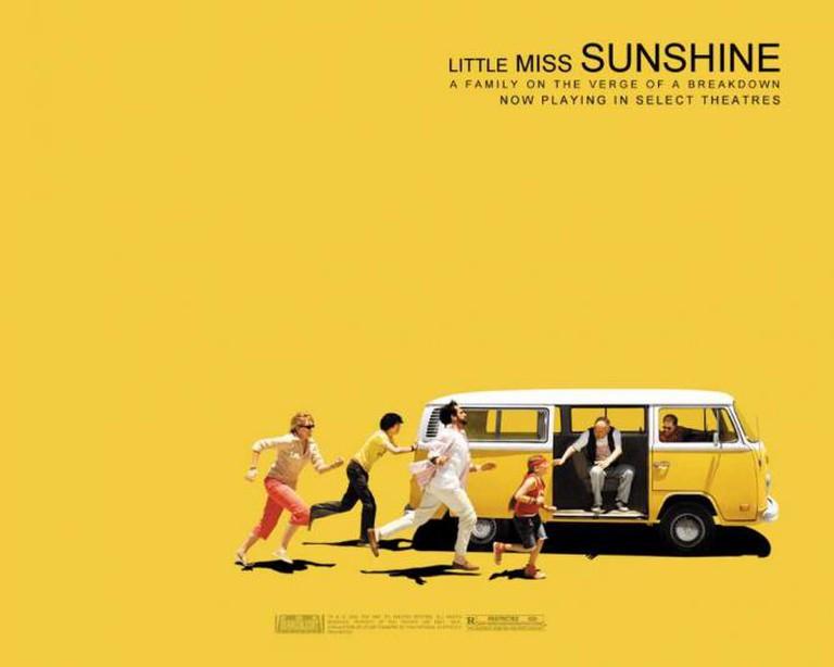 Promotional poster for Little Miss Sunshine  | © Gideon Tsang/Flickr