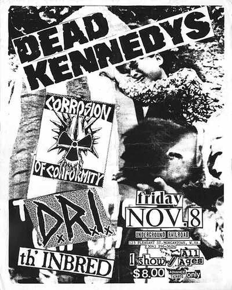 Dead Kennedys | © Hugh Manon