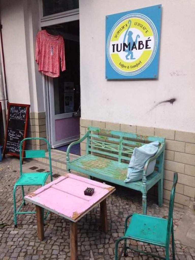 Tumabé | © Courtesy of Tumabé