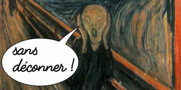'The Scream' by Edvard Munch [Public domain] | © Wikimedia Commons