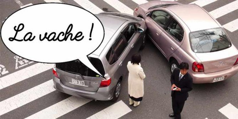 Japanese car accident | © Shuets Udono/Wikimedia Commons
