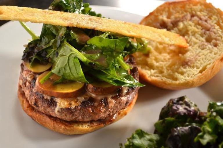 Burger | Courtesy of Confit