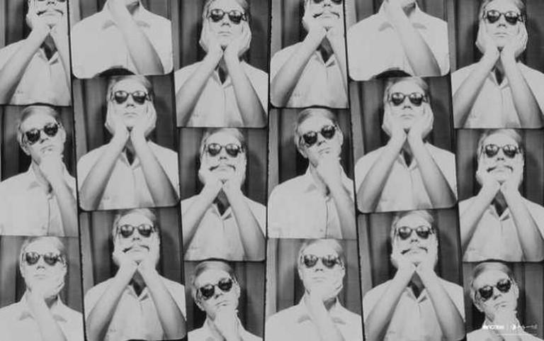 Warhol Photobooth   © Incase/Flickr