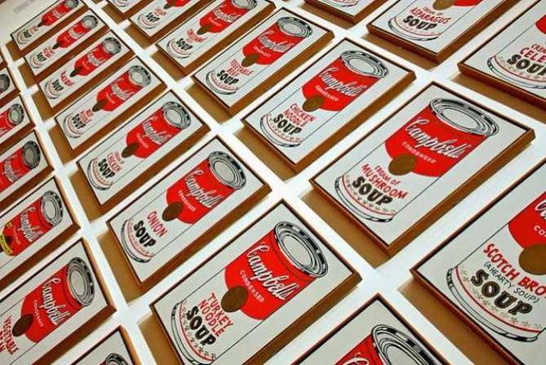 New York. MoMA. Andy Warhol   © Tomás Fano/Flickr