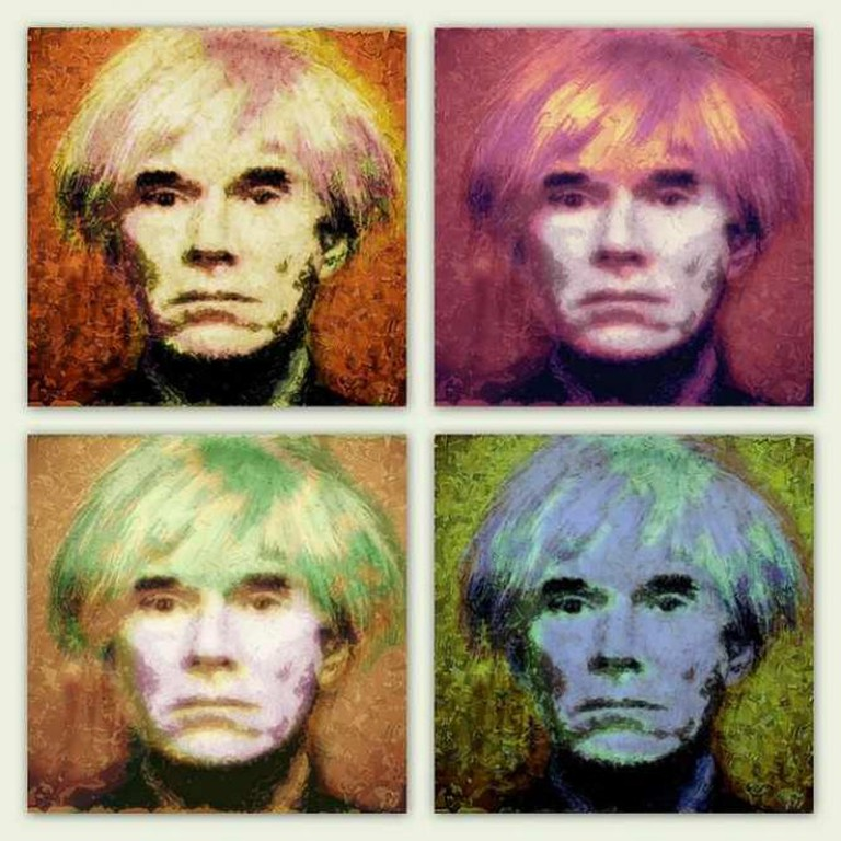 Four Warhols   © QThomas Bower/Flickr