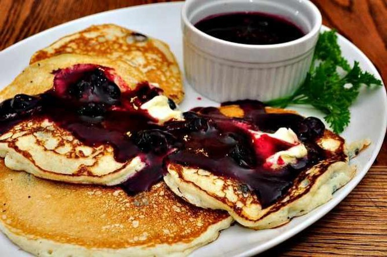 Mmm...pancakes just any old time   © jeffreyw/Flickr