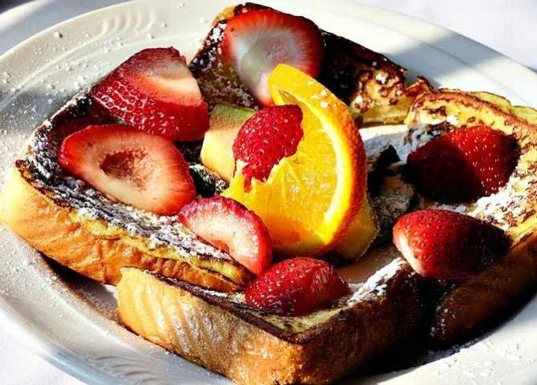 French Toast at King and Price   © Ralph Daily/Flickr