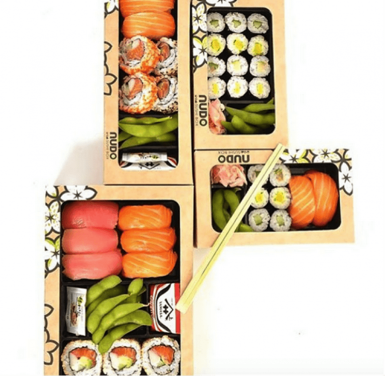 Nudo Sushi Box | © Nudo Sushi Box