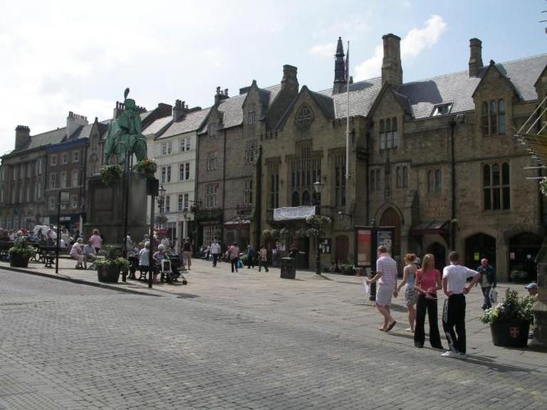 Durham Market Place | © Trilobite/WikiCommons