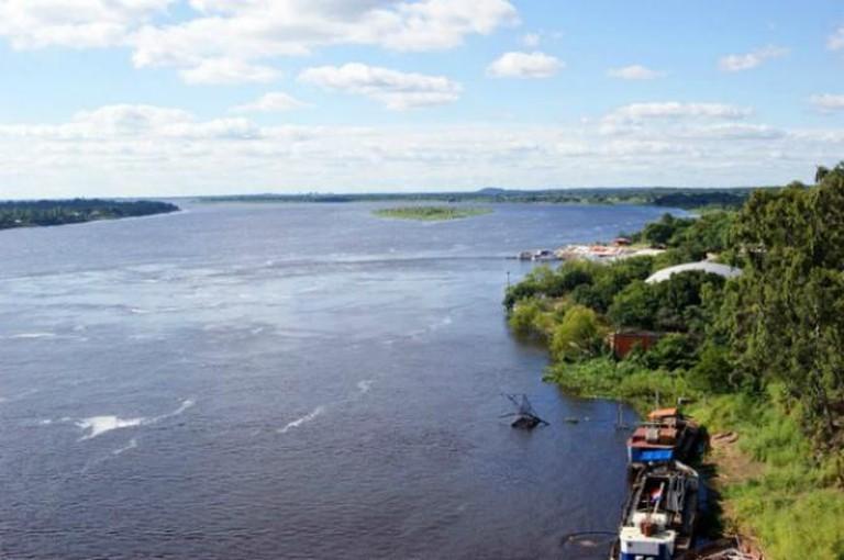 Paraguay//CC Public Domain