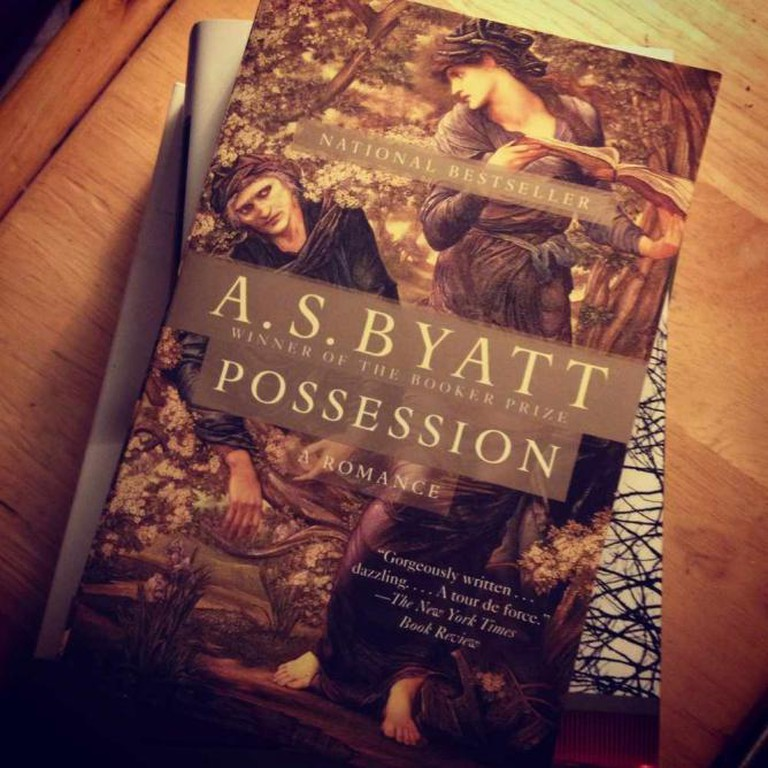 AS Byatt's Possession |© ML Rio