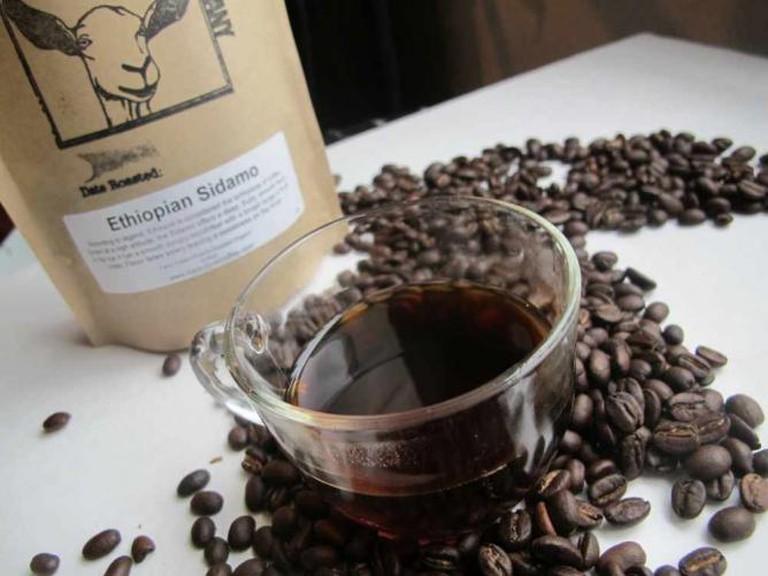 Ethiopian Sidamo | Courtesy of Happy Goat Coffee Company