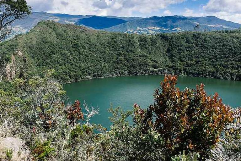 Laguna de Guatavita| ©Quimbaya/Flickr