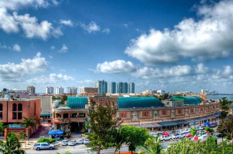 Cancun hotel zone ©Christ Martino/Flickr